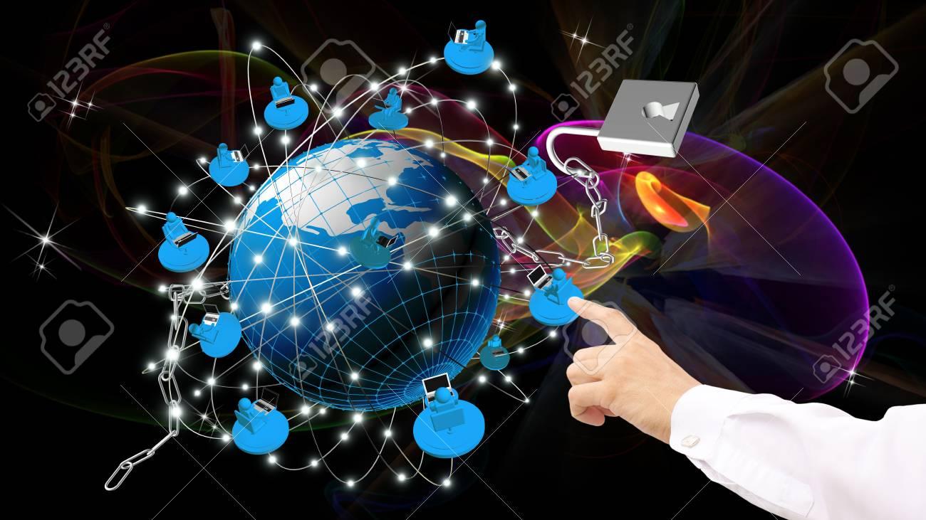 Internet dominará el 2021