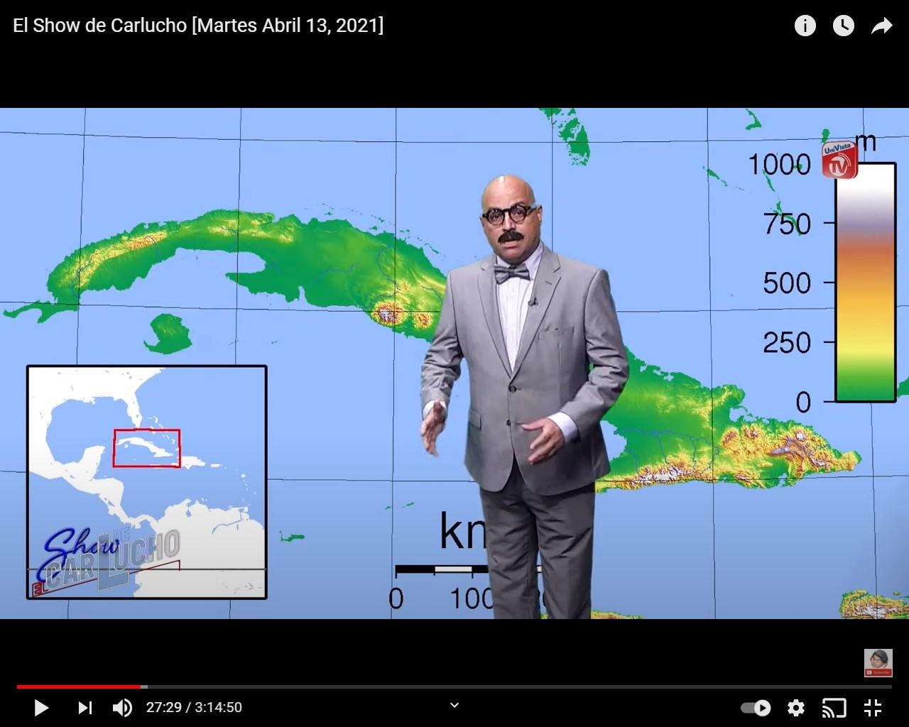 Doctor Sihubiera y la ola de escabiosis en Cuba
