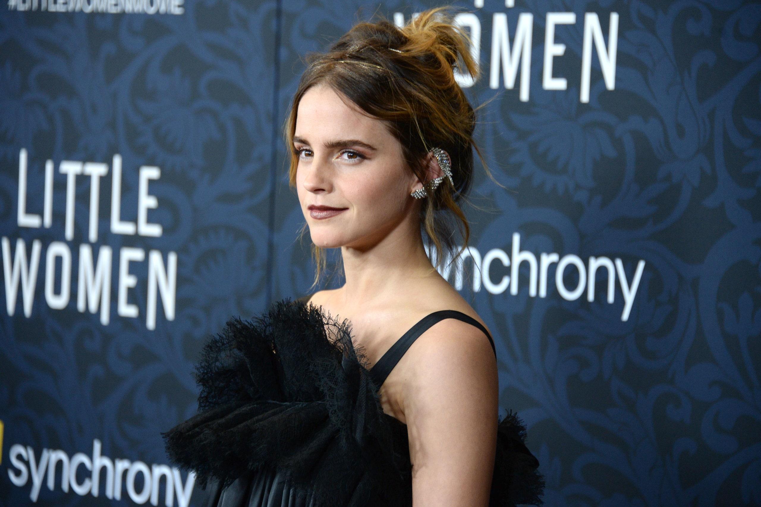 Emma Watson Le Salió Al Paso A Los Rumores De Su Retiro Univista Tv