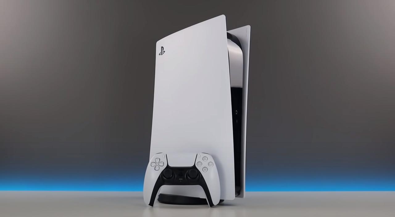 Nuevo modelo de PS5 digital en Japón sin lector de discos