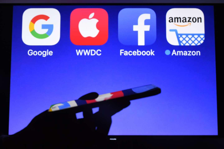 Google, Amazon, Facebook y Apple