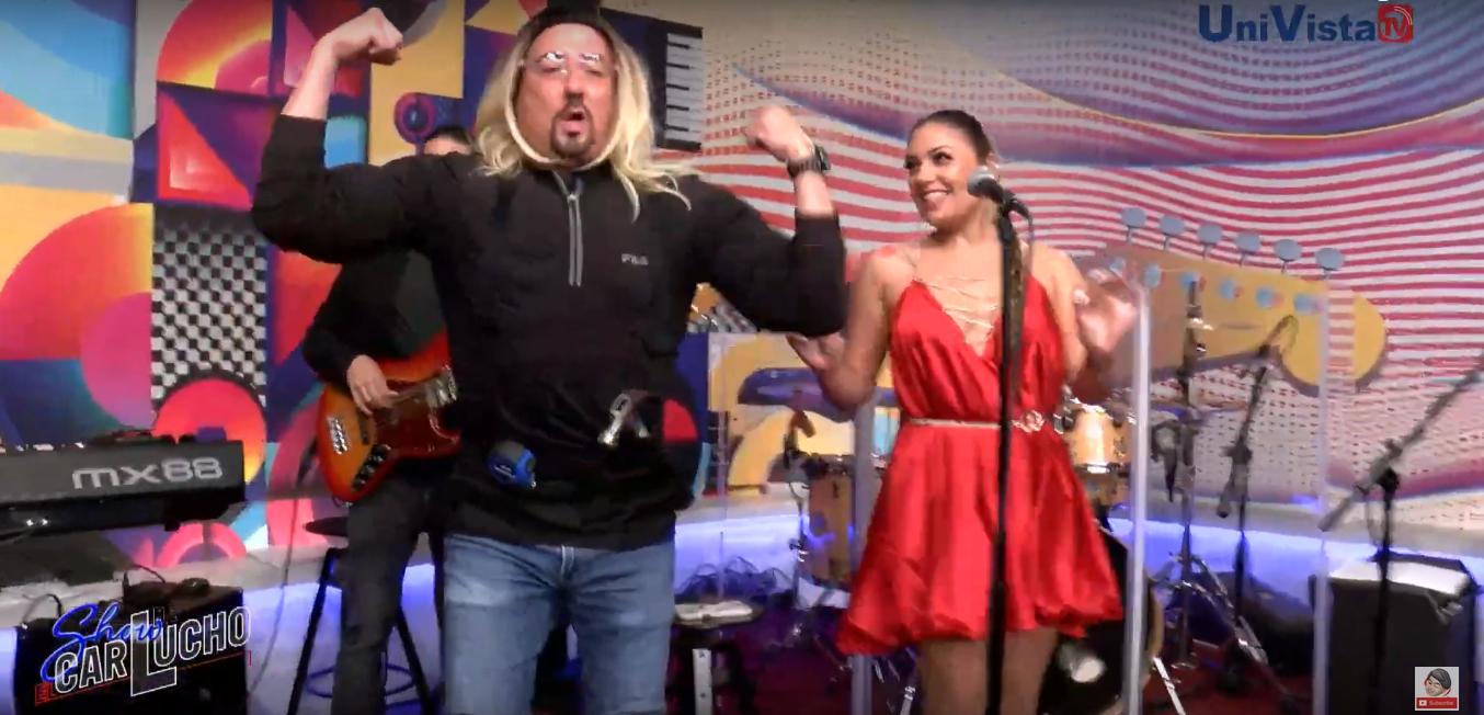 Marcos Ayala regresa con todo a El Show de Carlucho