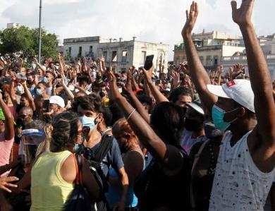 OCDH condena prohibición régimen Cuba a marcha 15N